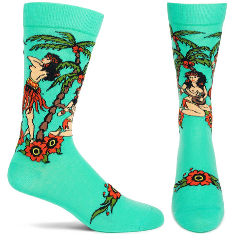 Image of Tropical Tease Sock
