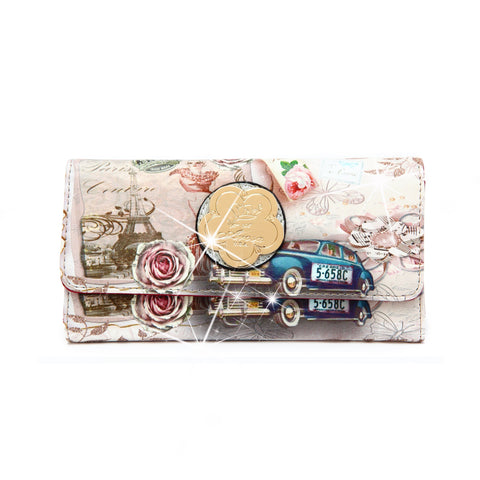 Dreamy Roses Wallet