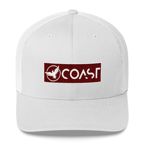 Find Your Coast Vintage Trucker Cap