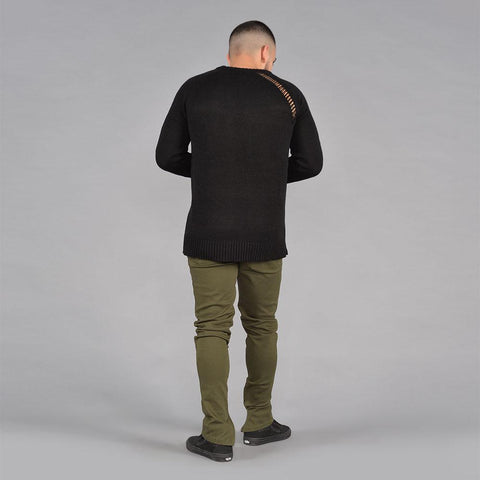 Image of NYTS Tattered Sweater (Black)