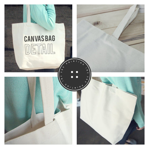 Image of Be The Person Your Dog Thinks You Are Canvas Bag Gift For Pet Owner
