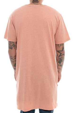 Image of Packs Short Sleeve Hi-Lo Tall Tee (Pink)