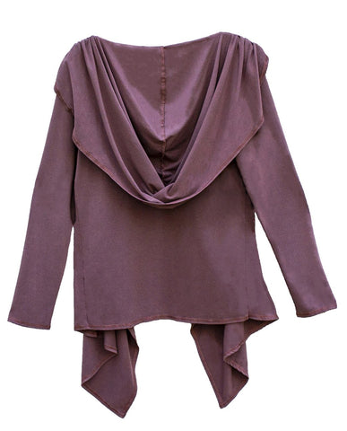 Image of Jedi Yoga Hoodie Taupe