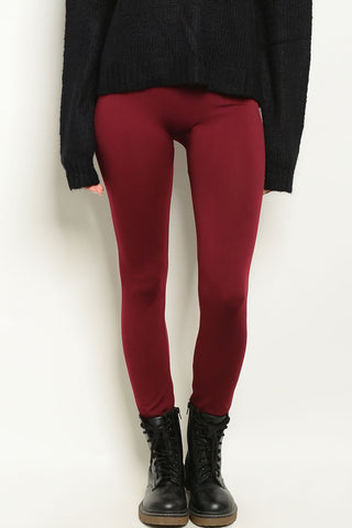 Shop the Trends Thick Winter Leggings