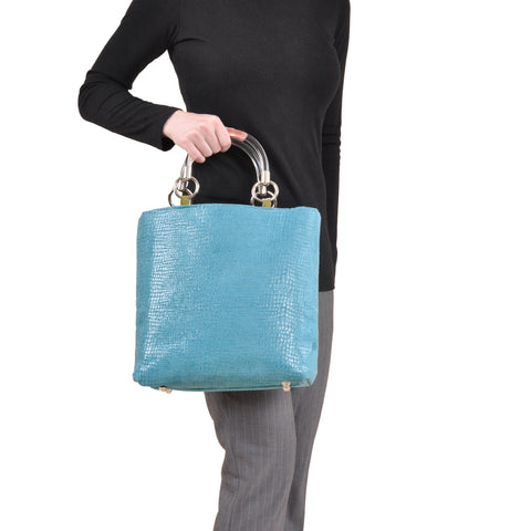 Image of Boa Chartreuse Small Tote