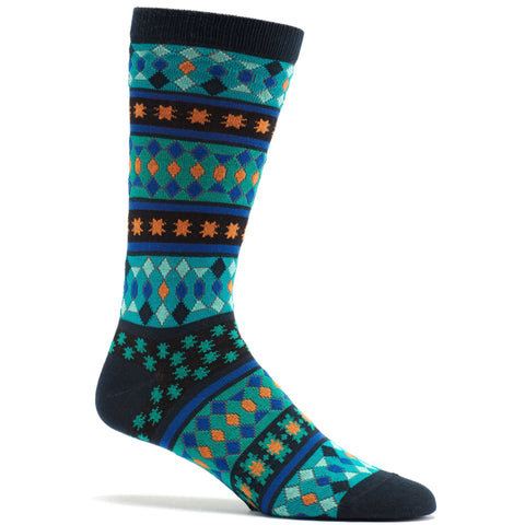 Image of Moroccan Stars Sock