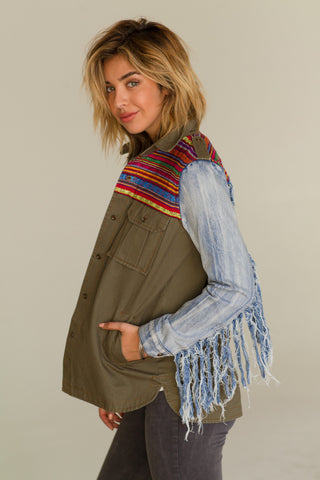Image of THE CHANDLER JACKET