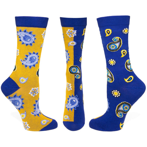 Image of Paisley Persona Sock