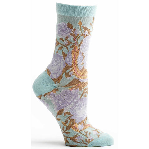 Image of Garden of Eden Sock