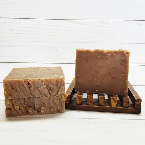 Image of Vanilla Oatmeal Handmade Soap