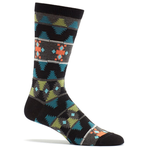Image of Moroccan Waves Sock