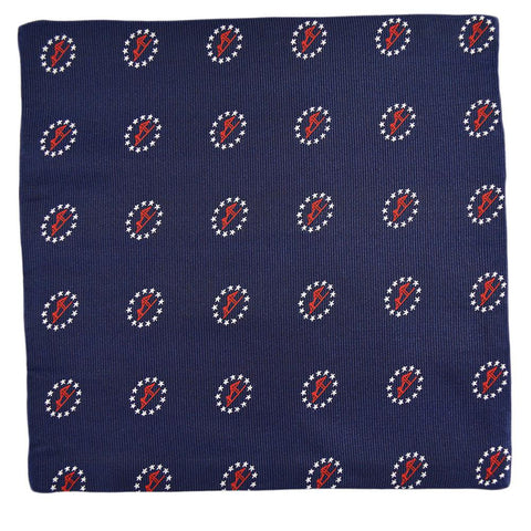 Image of Newport Bridge 4th of July Pocket Square
