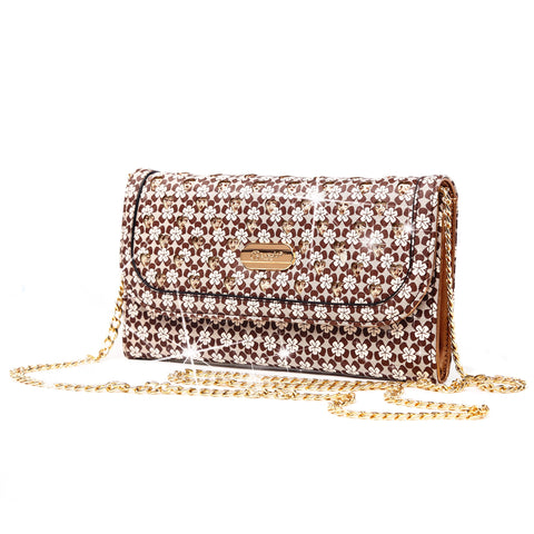 Galaxy Stars Mini Clutch