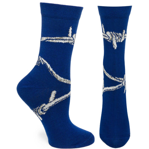 Image of Barbed Bling Sock