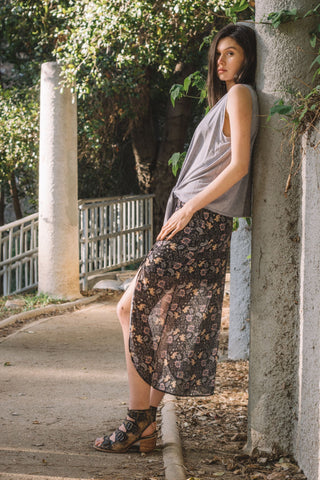 Image of Kingston Midi Skirt