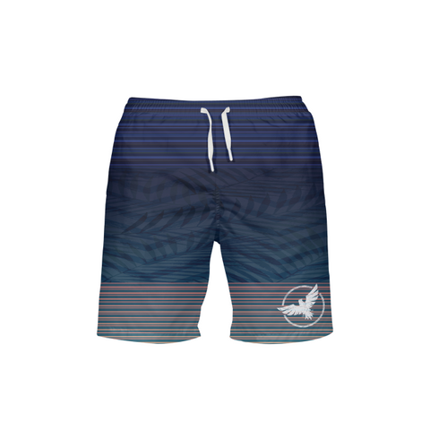 Men's FYC UPF 40+ Striped Beach Shorts