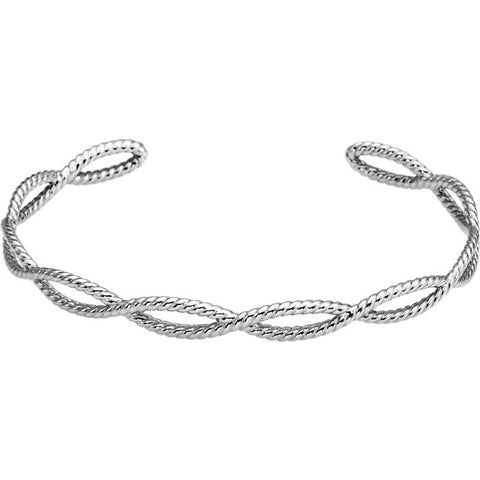 Image of Rope Cuff Bracelet
