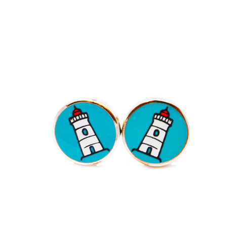 Image of Lighthouse Earrings