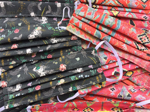 New Fabrics just in time for Mother's Day Gifting