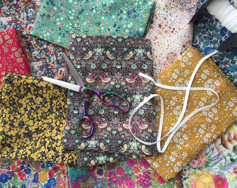 New Liberty Fabrics are here !!!