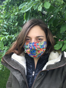 Liberty of London Fabric Face Mask