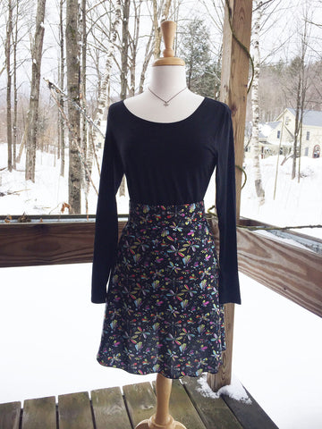 Reign Vermont Adventure Skirt in Dragonfly