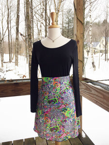Reign Vermont Adventure Skirt in Hippie