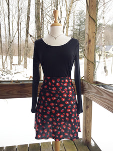 Reign Vermont Adventure Skirt in Ladybug