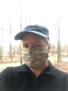 Face Mask + Mini Camo