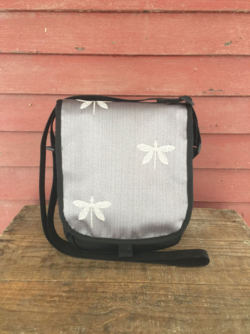 Reign Vermont Day Purse, Travel Bag, Dragonfly Bag