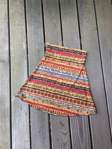 Reign Vermont Adventure Skirt in Tribal