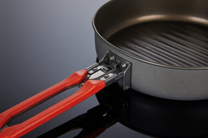Backpacking Frying Pan with Premium Nonstick Coating