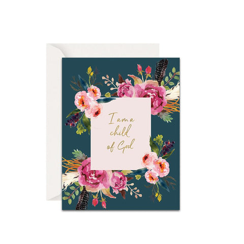 Child of God Christian Card