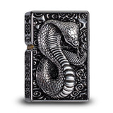 Briquet Essence Cobra Noir