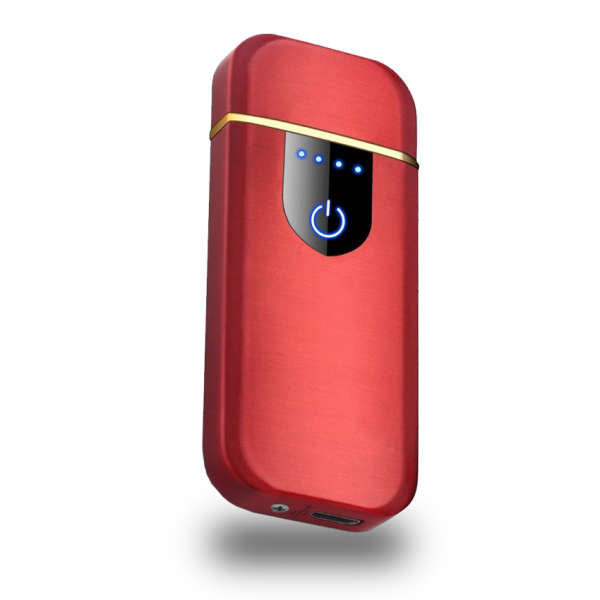 Briquet Électrique Induction USB Sensitif Way Rouge