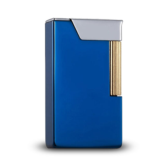 Briquet Essence Jeep Bleu