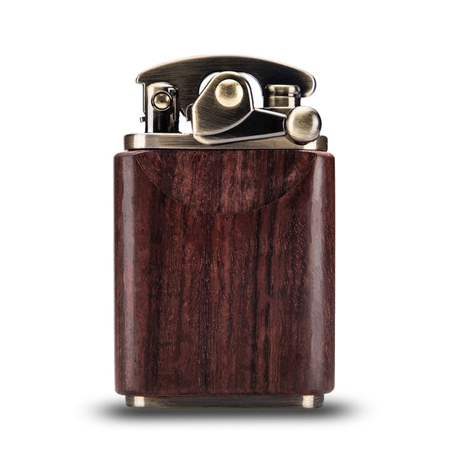 Briquet Essence 1920 Marron