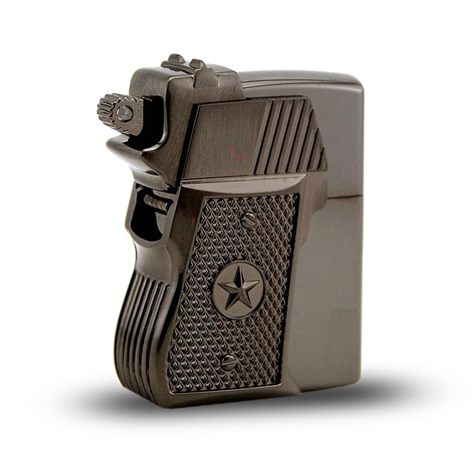 Briquet Essence Pistolero