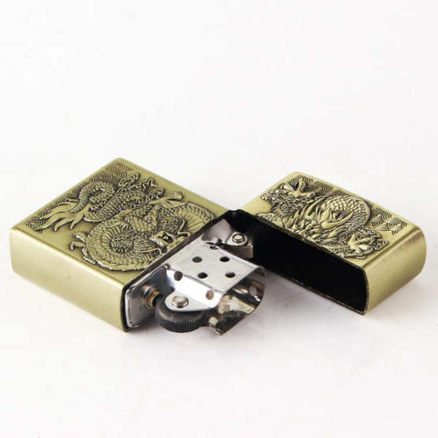 Briquet Essence<br />  Ancien de Chine