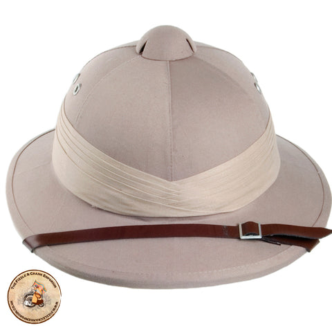 Victorian Safari Hat | Explorer Hat | Steampunk Hat |