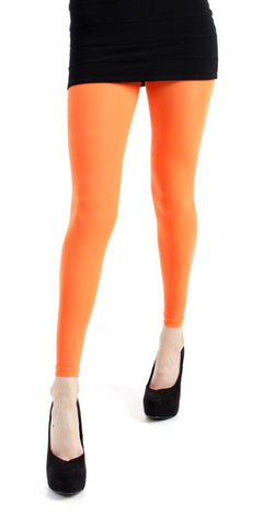 Steampunk Tights, Footless Orange Steampunk Tights, Steampunk Clothes UK