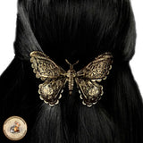 Clockwork Butterfly Hairclip | Steampunk Hairclip
