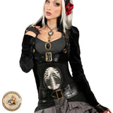 Steampunk Couture | Victorian Tailcoat | Steampunk Jacket | Victorian Jacket | Gothic Black Tailcoat