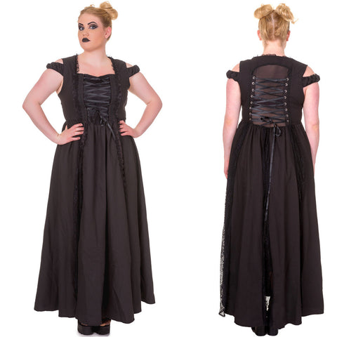 Daysleeper Gothic Plus Size Dress