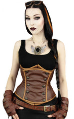 The Amy Underbust Steampunk Corset