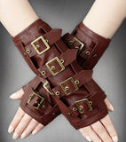 Steampunk Gloves | Gothic Gloves | Steampunk Clothing | Gothic Clothing | Alternative Clothing