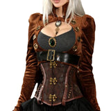 Steampunk Couture | Victorian Tailcoat | Steampunk Jacket | Victorian Jacket | Brown Tailcoat