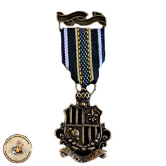 Cloud Sailor Steampunk Medal of Merit