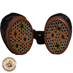 Stylo Mark 2 Steampunk Goggles