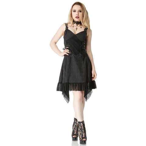 Gothic Handkerchief lace Dress